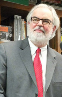 Photo of WJC at Politics and Prose credit: Bruce Guthrie